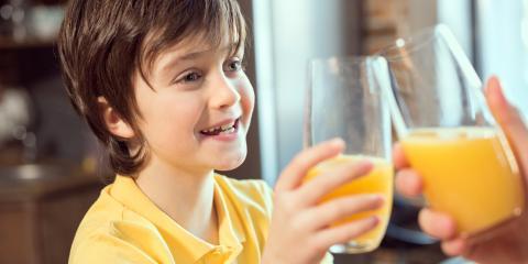 A Quick Guide to Fruit Juice & Children's Teeth, Somerset, Kentucky
