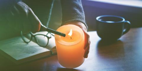 4 Tips for Burning Candles Safely, Somerset, Kentucky