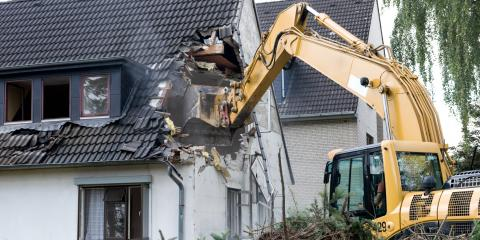 A Guide to Home Demolition, Somerset, Kentucky