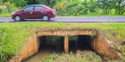 What Is a Box Culvert & What Does It Do?, Somerset, Kentucky