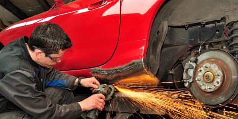 How to Find a Reliable Auto Body Shop, Somerville, Massachusetts
