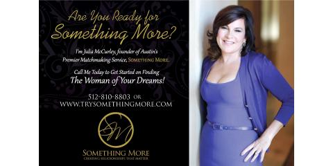 A Look Inside Something More, Austin's Best Executive Matchmaking Service, Austin, Texas