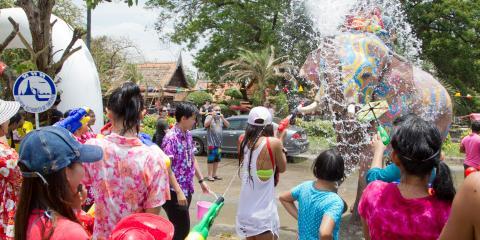 Celebrate Thai New Year's at The DC Area's Best Thai Restaurant, Lincolnia, Virginia
