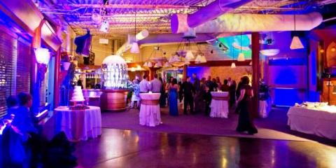 The Best DJ Service in Seattle Also Offers The Best Reception Lighting, Seattle, Washington