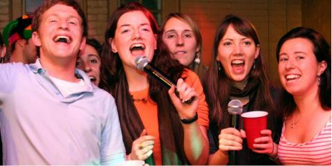 Karaoke For Your Wedding With Seattle's Best Wedding DJs, Seattle, Washington