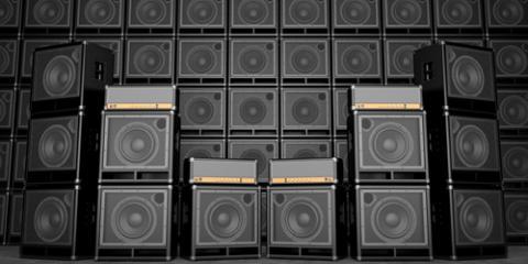 4 loại thiết bị âm thanh phổ biến được tìm thấy trong phòng thu âm, Rochester, New York