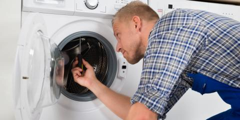 Top 3 Washing Machine Repair Warning Signs, South Amherst, Ohio