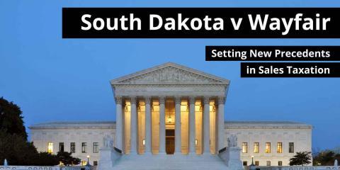 Does the South Dakota vs. Wayfair Decision Affect Your Business, High Point, North Carolina