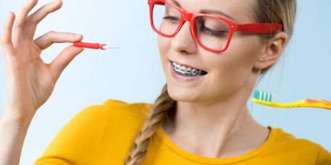 Family Dentist's Top 5 Tips for Brushing & Flossing With Braces, Glastonbury, Connecticut