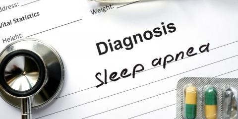 3 Things You Should Know About Sleep Apnea, Glastonbury, Connecticut