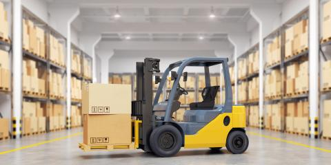 4 Tips for Transporting a Forklift, South Plainfield, New Jersey