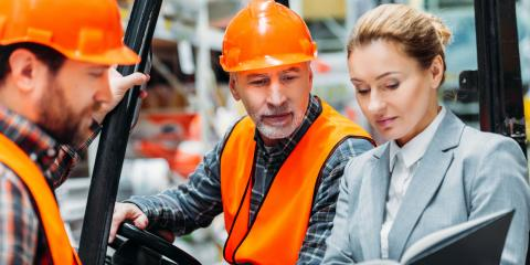4 FAQ About Forklift Certification Training, South Plainfield, New Jersey