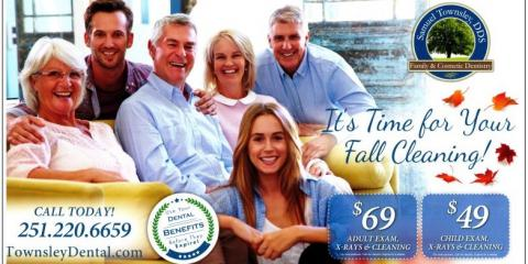 Schedule Your Fall Cleaning & General Dentistry Visit Today!, Foley, Alabama