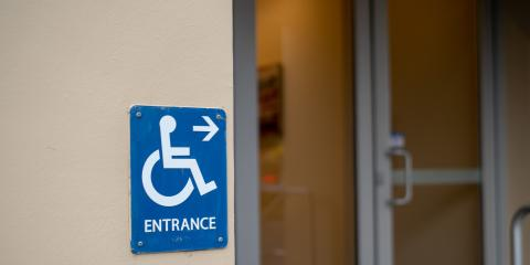 A Guide to Handicapped-Accessible Doors for Businesses, Grandview, Ohio