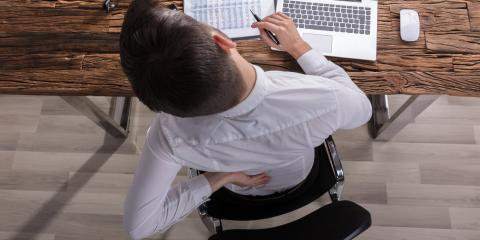 3 Ways to Prevent Work-Related Neck & Back Pain, Newport-Fort Thomas, Kentucky