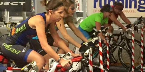 Southwest Ohio Indoor Time Trial Series, Washington, Ohio