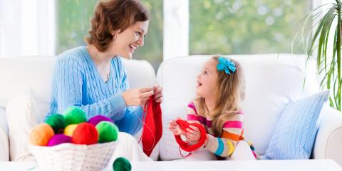 How to Get Kids Excited About Knitting, Anchorage, Alaska
