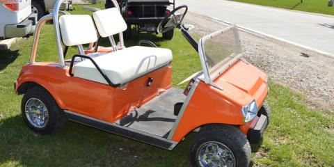 Understanding Your Options When Buying a Custom Golf Cart, Council Bluffs, Iowa
