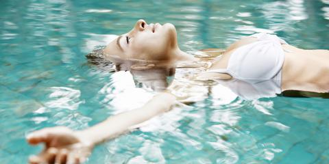 Why You Should Try a Saltwater Pool Massage, Honolulu, Hawaii