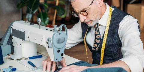 A Guide to Sewing Stretch Fabrics, Manhattan, New York