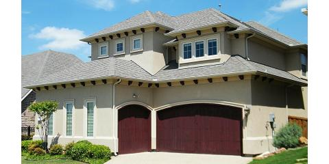Enhance Your Home's Appearance With Custom Wood Garage Doors, Scott, Missouri