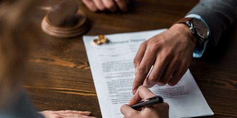 Divorce & Legal Separation: Understanding the Differences, Sparta, Wisconsin