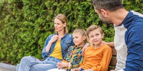 5 Tips for Telling Your Children About Your Divorce, Bangor, Wisconsin