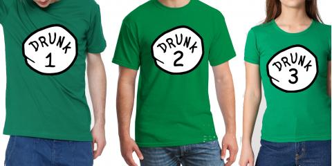 Cheers to Custom T-Shirts   Hoodies For St. Patrick s Day From Fresh Tees!  March 13 5ac2488e1a5
