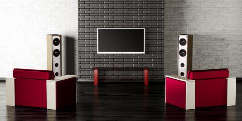 Why Bigger Speakers Sound So Much Better, East Rochester, New York