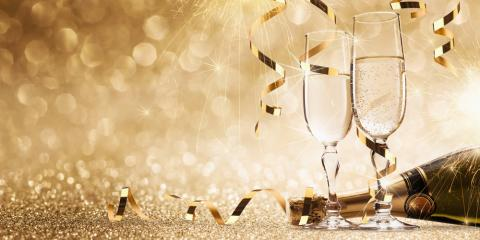 Celebrate New Year's Eve at Waterside Restaurant & Catering, North Bergen, New Jersey