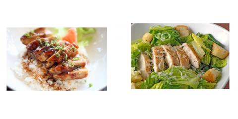 Bi-Weekly Specials-Teriyaki Chicken & Chicken Caesar Salad!, Glasgow, Delaware