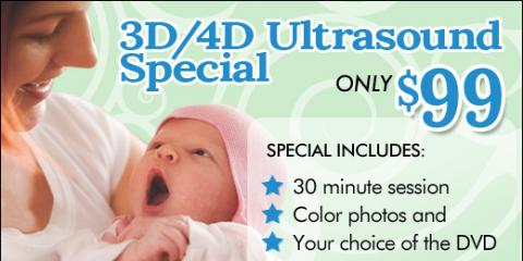 See a Crystal-Clear Picture of Your Baby With Modern 3D & 4D Ultrasounds, Houston, Texas
