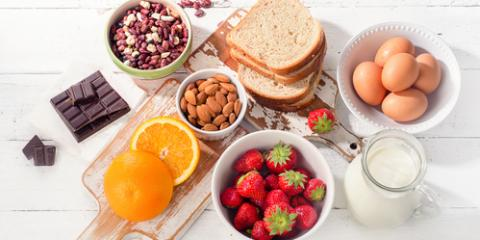 3 Types of Food Allergies & Their Triggers, Mill City, Oregon