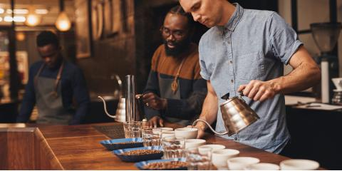 5 Unique Flavor Notes to Look Out for in Specialty Coffee, Lakeville, Minnesota