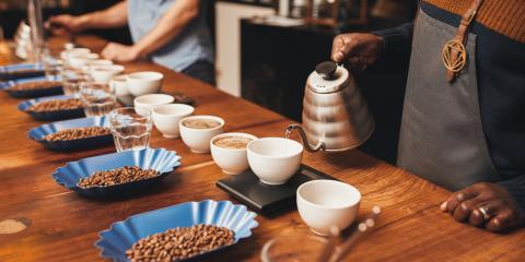 3 Top Coffee Tasting Tips for Beginners, Queens, New York