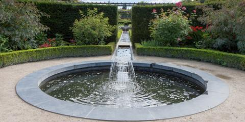 3 Ways Water Features Can Benefit Your Landscape, Columbia, Missouri