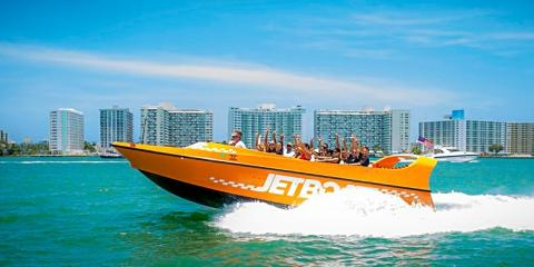 3 Sun Safety Tips for All-Day Speed Boating in Miami, Miami Beach, Florida