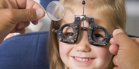 5 Reasons Your Child Should See Their Eye Doctor Before School Starts, Spencer, West Virginia