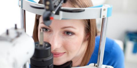 What You Should Expect During an Eye Exam, Spencerport, New York