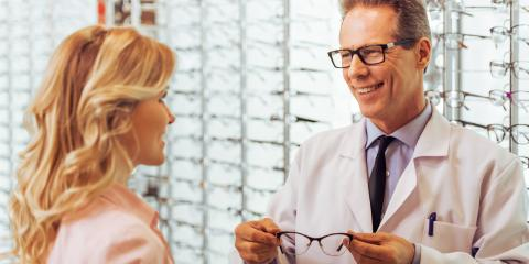 3 Popular Trends in Eyeglasses, Spencerport, New York