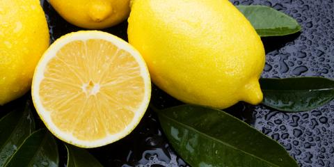 5 Interesting Uses for Lemons, Ogden, New York