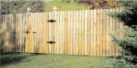 3 Benefits of Installing a Privacy Fence, Spencerport, New York