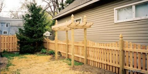 Basic Guide to Wood Fence Care & Maintenance, Spencerport, New York