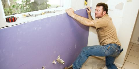 3 Signs It's Time for Drywall Replacement, Westerville, Ohio