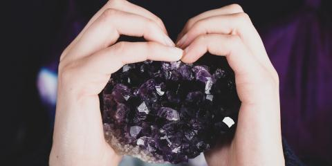 A Quick Guide to Crystal Healing, ,