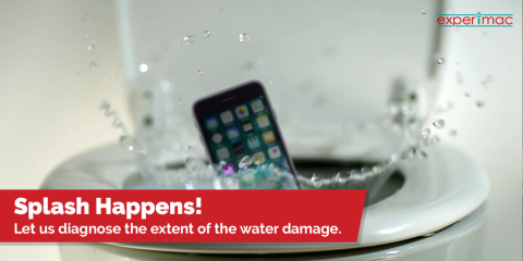 iPhone® Device Water Damage: What To Do If Your iPhone Device Gets Wet, Glen Allen, Virginia