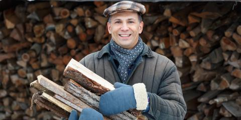 When Is the Best Time for Splitting Wood?, West Bridgewater, Massachusetts