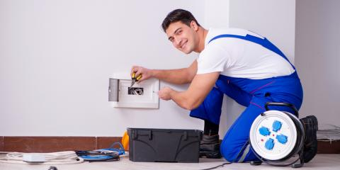 Is Your Home's Electrical Wiring Safe? Why Electricians Suggest Grounding, Spokane, Washington
