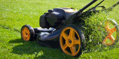 Do's & Don'ts of Lawn Care Between Professional Services, Spokane County, Washington