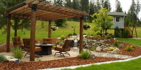 How to Blend Hardscapes With Landscaping, Spokane County, Washington
